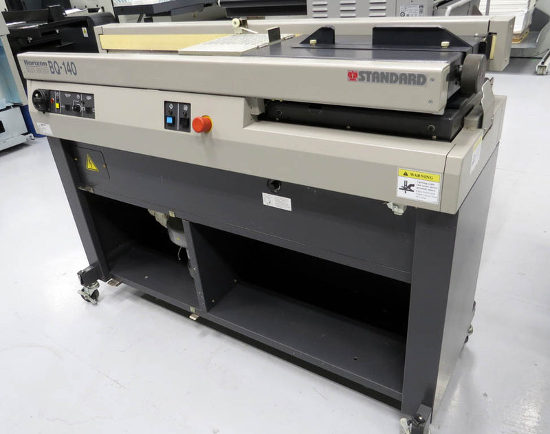 Pre-Owned Horizon BQ-140 Perfect Binder