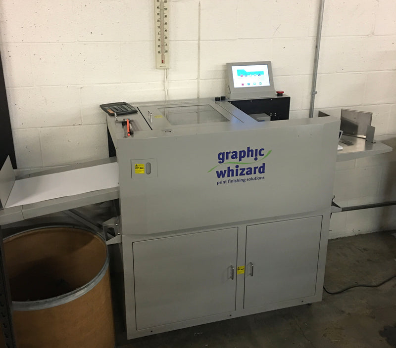 Pre-Owned Graphic Whizard PT 335SCC Multi