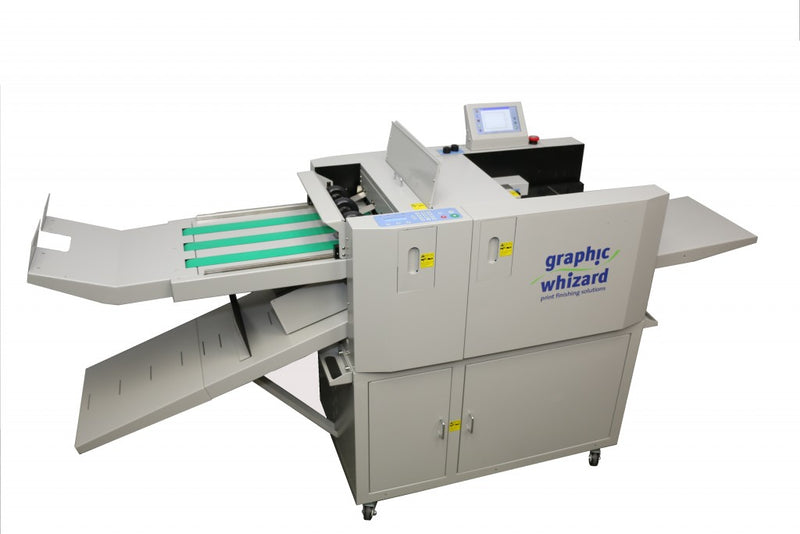 Graphic Whizard PT335 AKF Automatic Creaser Folder & Folder