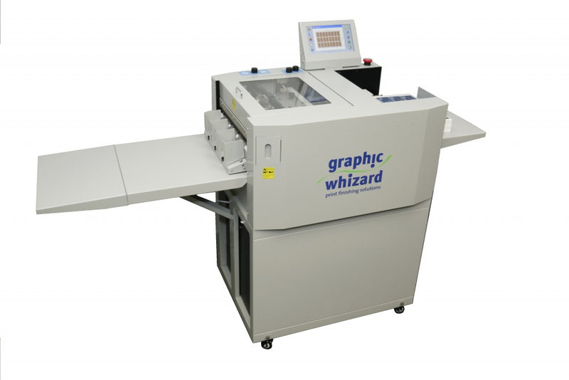 Graphic Whizard PT331 SCC Air PT 331 Slitter Cutter Creaser