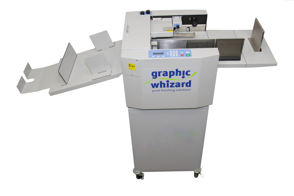 Graphic Whizard PT 335B Multi Automatic Creaser