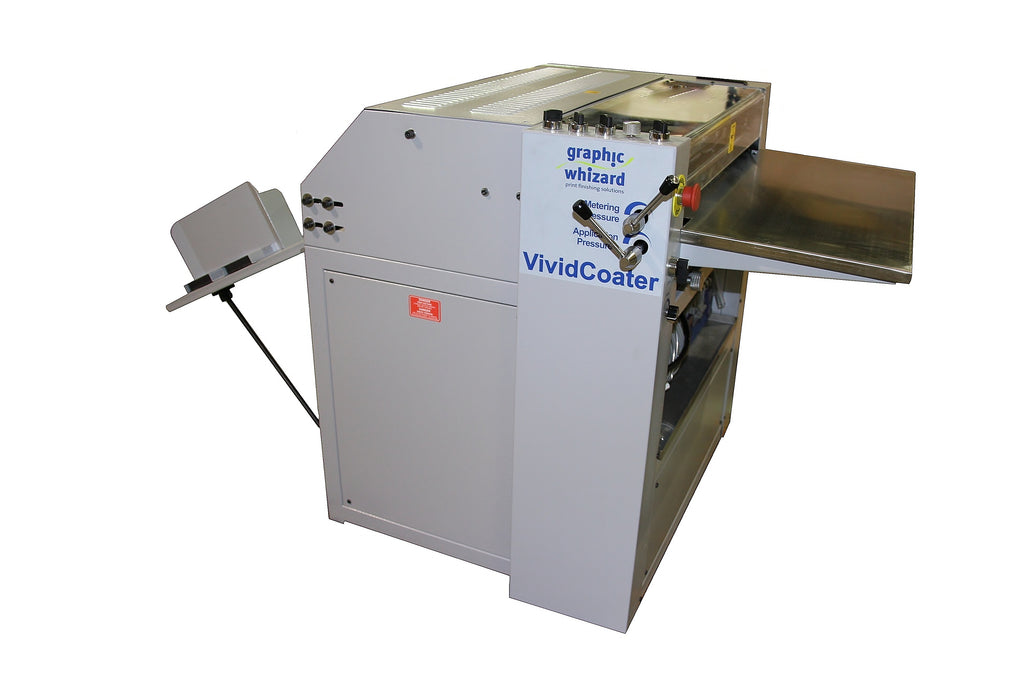 Pre-Owned | Vivid Coater XDC 530 | Graphic Whizard