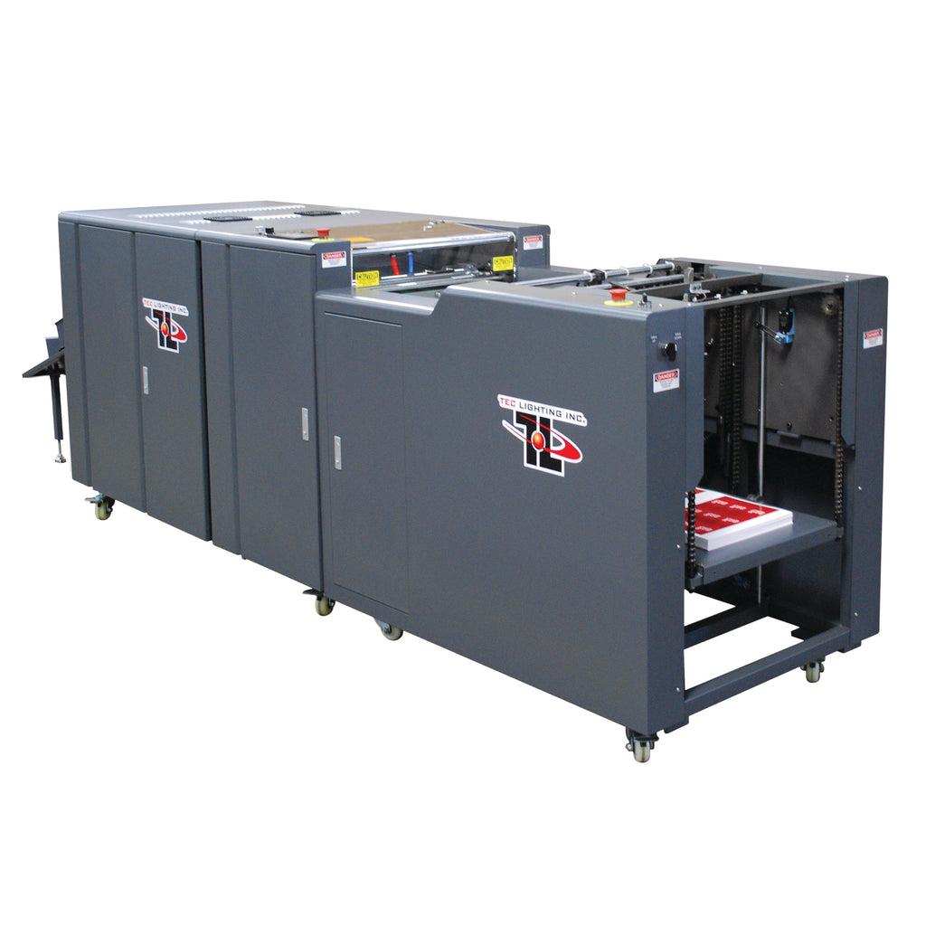 Tec Lighting TruCoat (Auto Fed) UV Coater