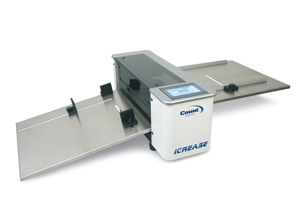 Count iCrease Pro Creasing Machine