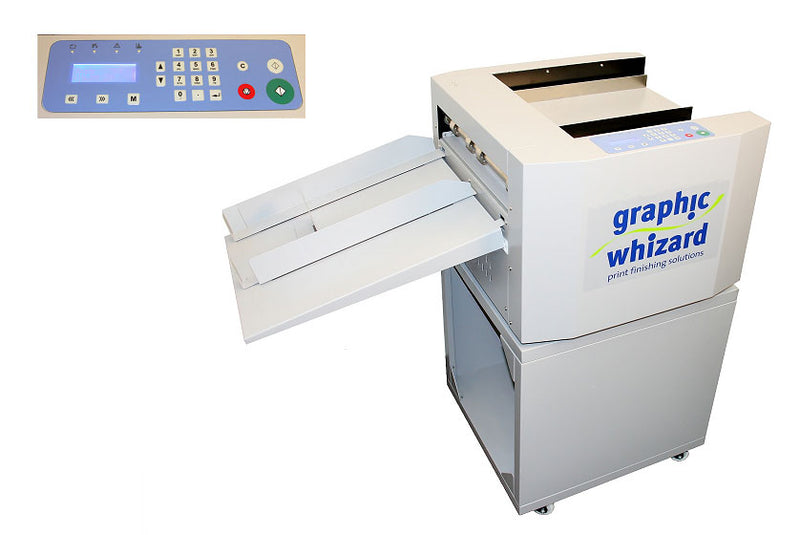 Graphic Whizard PT 330 S creasing machine