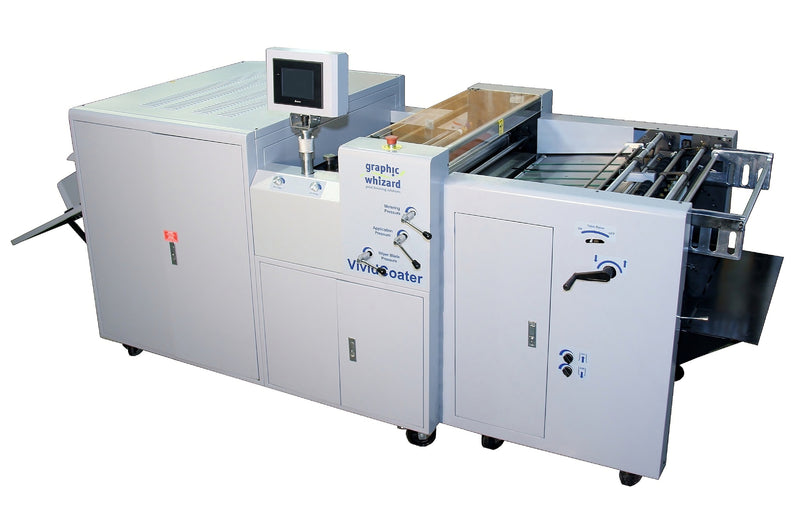 Graphic Whizard XDC480A Vivid Coater UV Coater XDC 480A