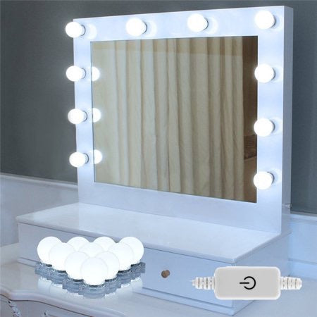 10 Piece Vanity LED Bulbs