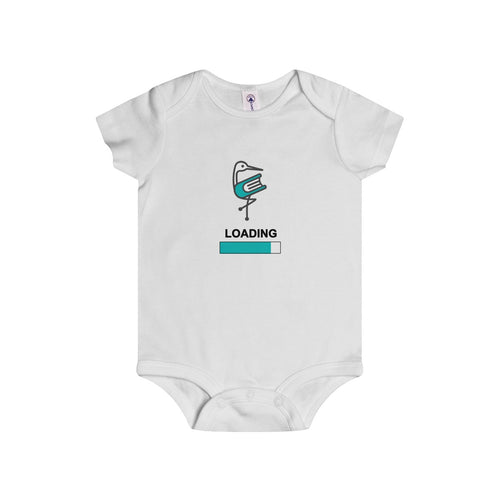 LOADING Infant Rip Snap Tee