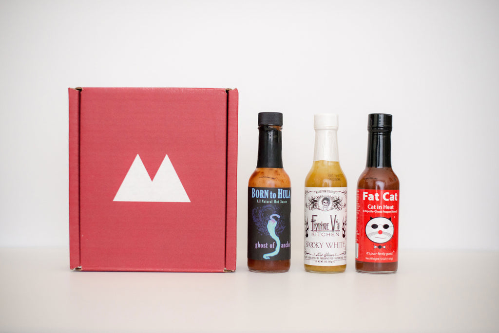 Fuego Box - 3-Bottle Welcome Box