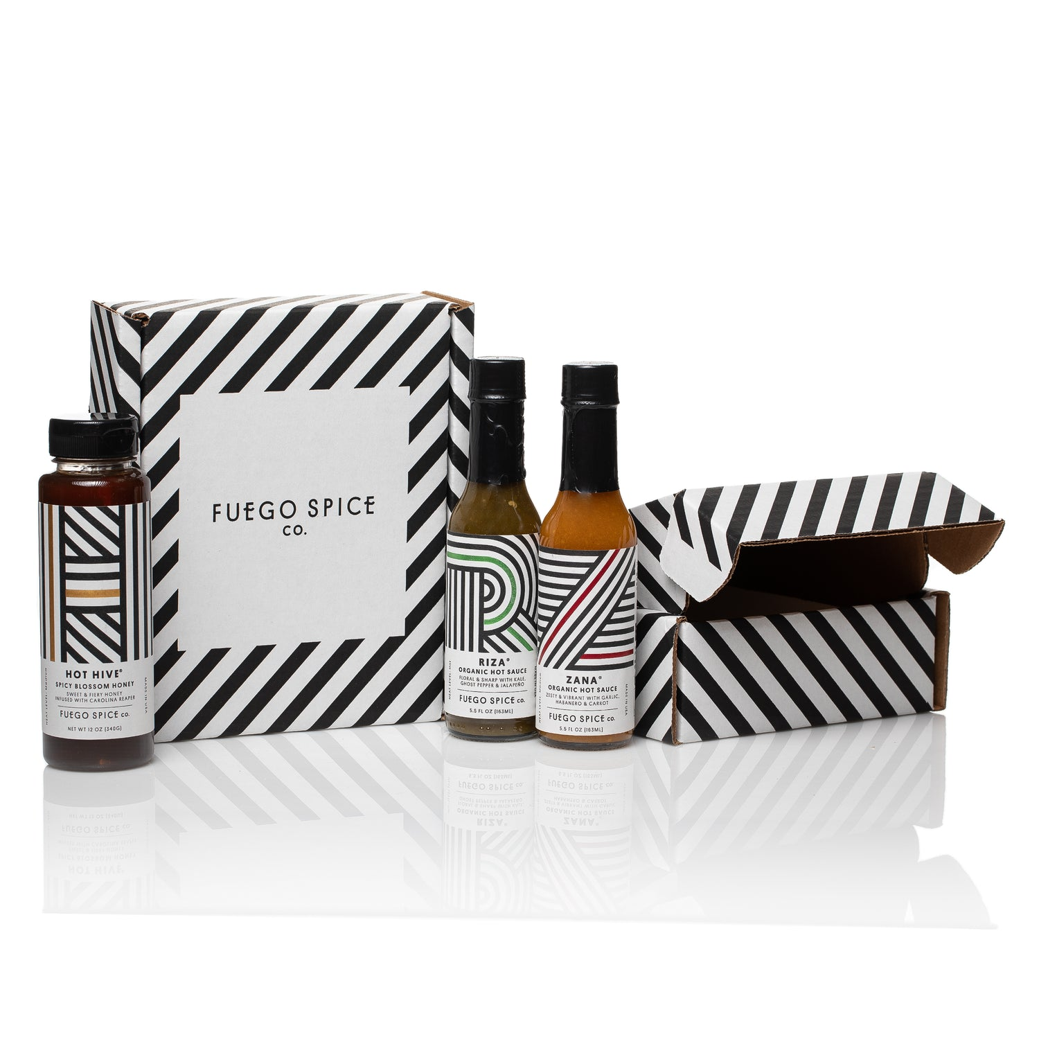 Fuego Spice Co. 3-Pack Gift Set