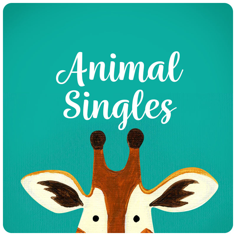 Single Animal Prints