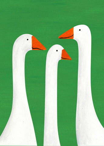 Giddy Geese