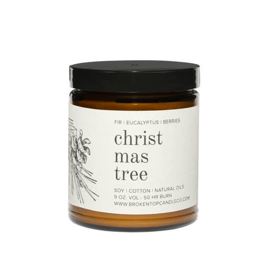 Soy Candle ~ Christmas Tree