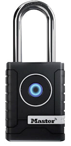 MASTER LOCK Bluetooth Padlock - For Outdoor Use