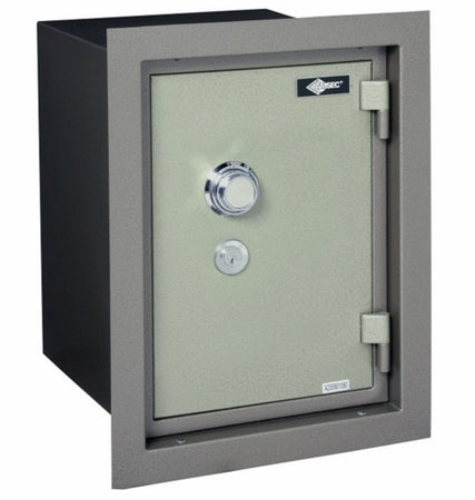 American Security WFS149 Fireproof Wall Safe