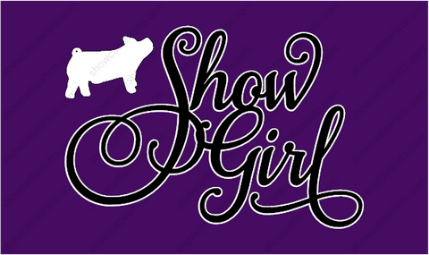Show Girl-Pig