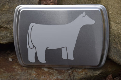 "9""x13"" Covered Aluminum Pan"