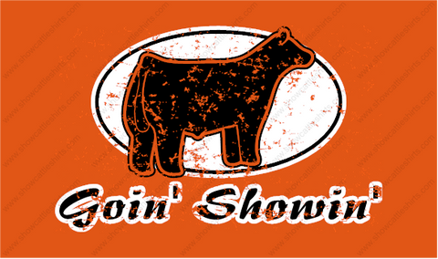 Goin' Showin'-Steer