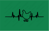 Heartbeat Chicken
