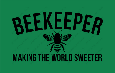 BEEKEEPER-MAKING THE WORLD SWEETER