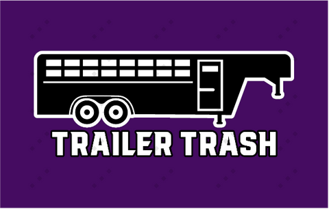 TRAILER TRASH Toddler T-Shirt