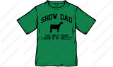 Show Dad-Wallet Goat