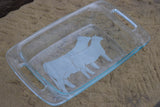 "7""x11"" Pyrex Oblong Baking Dish"