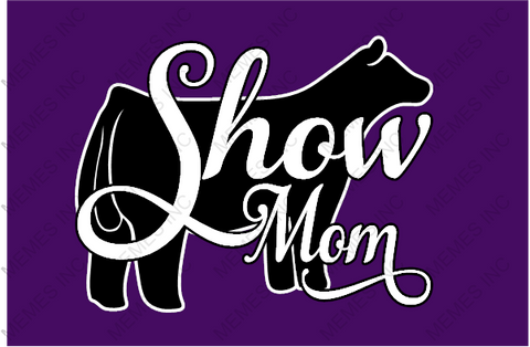 Show Mom-Cattle