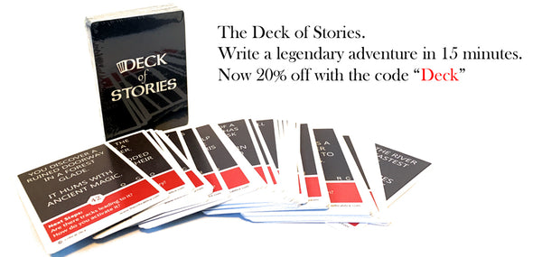 Deck of Stories Discount