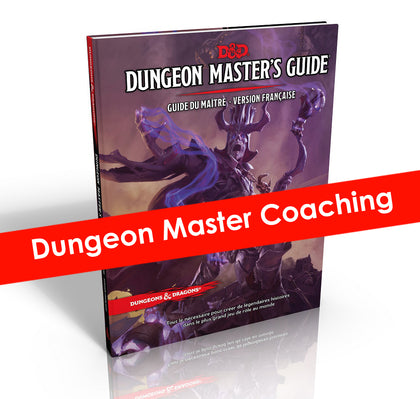 Dungeon Master Coaching