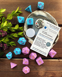 Endless Bag of Dice- Monthly Dice Subscription - Critical Dice