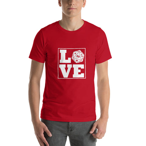 Dice Love T-Shirt