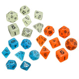 Ghost Dice- Glow in the Dark dice Set