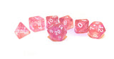 dnd Dice Set True Roll Pink