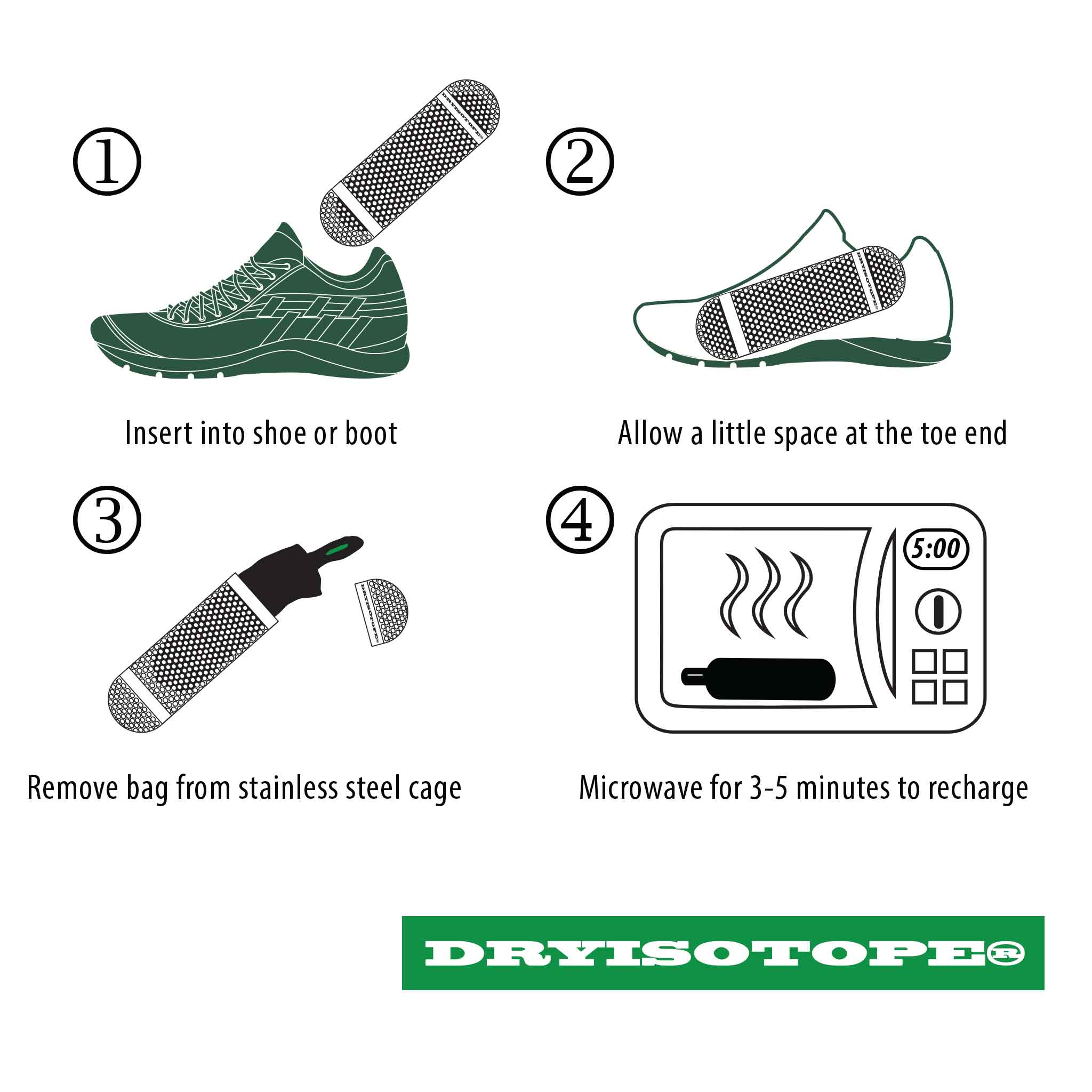 Dry Your Wet Golf Shoes Overnight Without Power Dryisotope Golftakeaway
