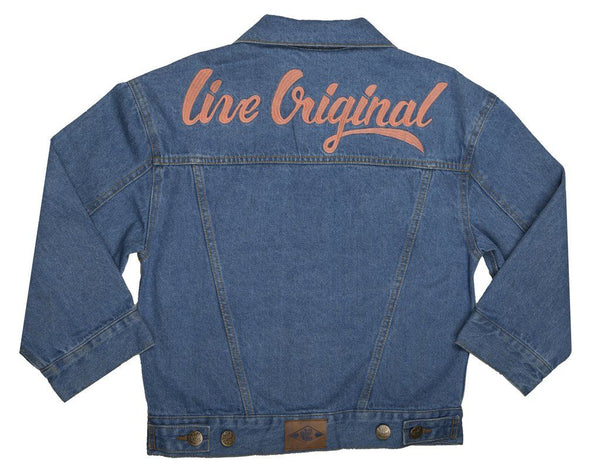Live Original Tour  Denim Jacket