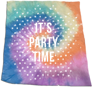 It's Party Time Bandanna