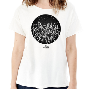 Original Mountain Womens T-Shirt