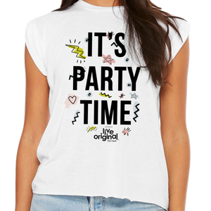 It's Party Time Womens T-Shirt