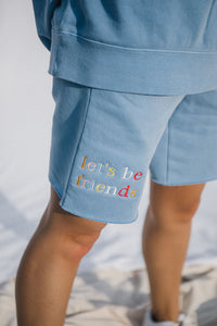 Let's Be Friends Shorts