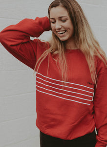 Original Sweatshirt - Red