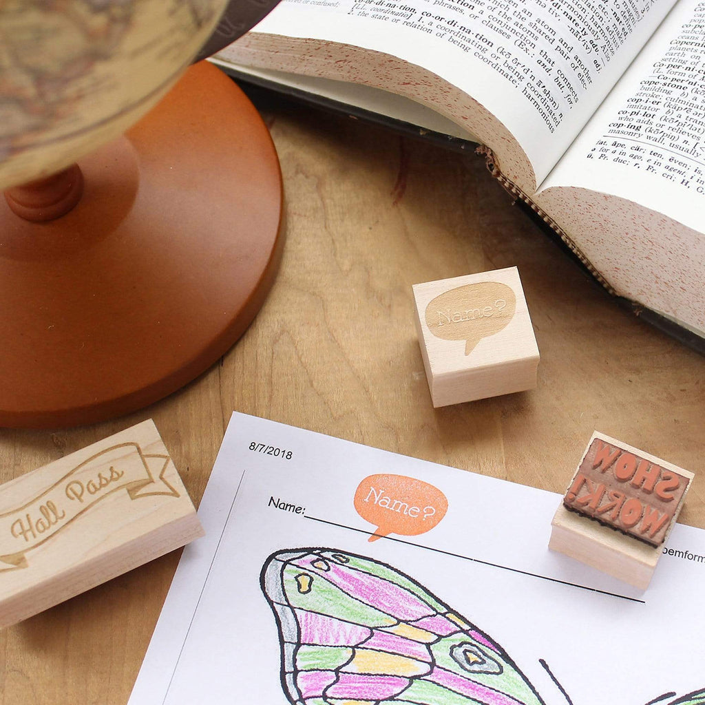 Teacher Stamp Set Giveaway!
