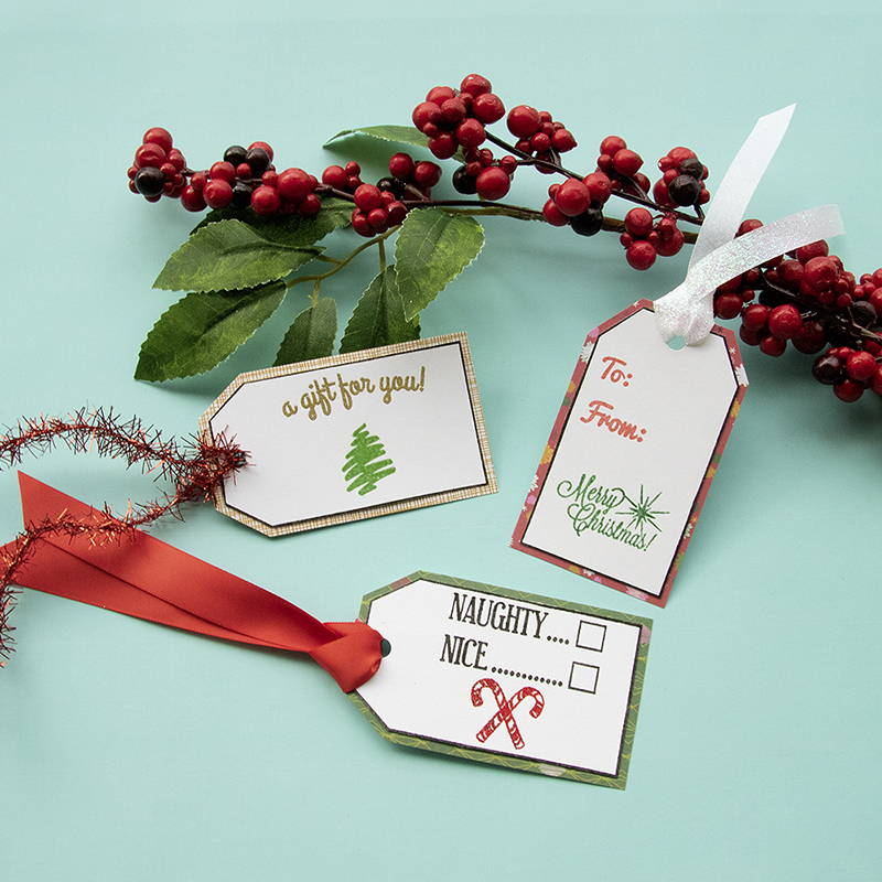 4 Clear Holiday Stamp Sets You Need This Christmas
