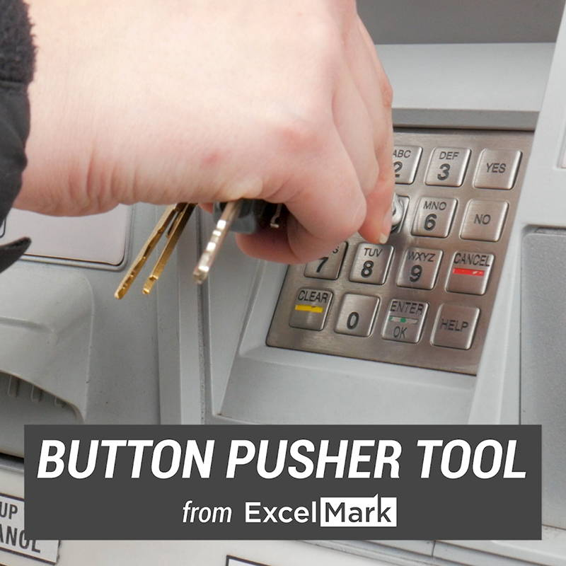 Introducing: The Button Pusher Tool by ExcelMark