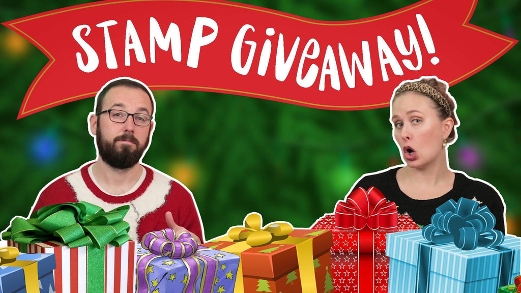 Re:Marks Stamp Holiday Giveaway!