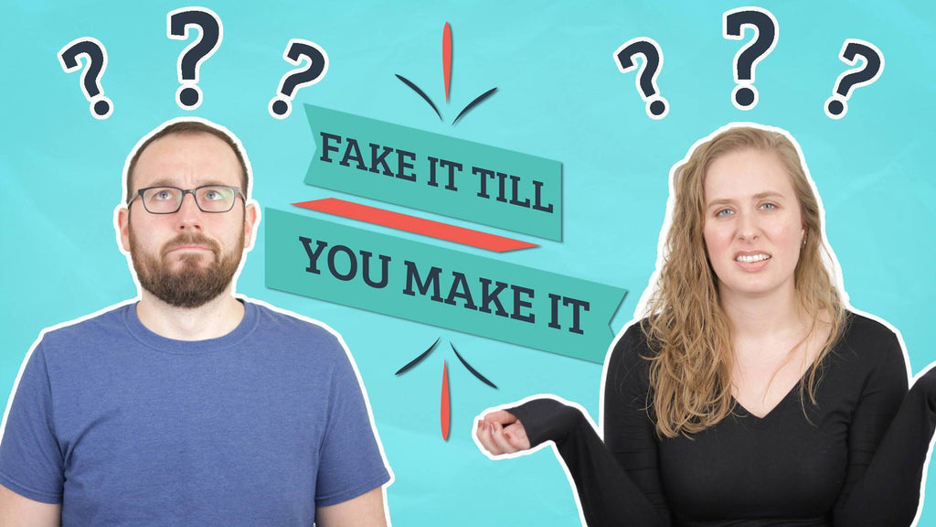 Meet The Crafters of Fake It Till You Make It