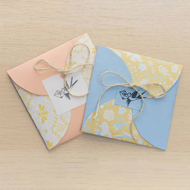 How to Make a Petal Envelope