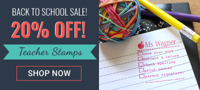 Rubber Stamps from $4   Customize & Order Online   RubberStamps com