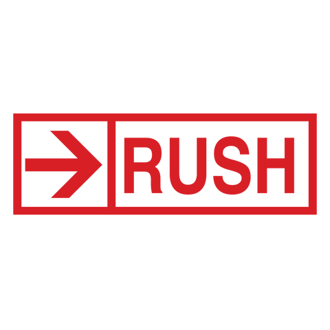 Arrow RUSH Stamp