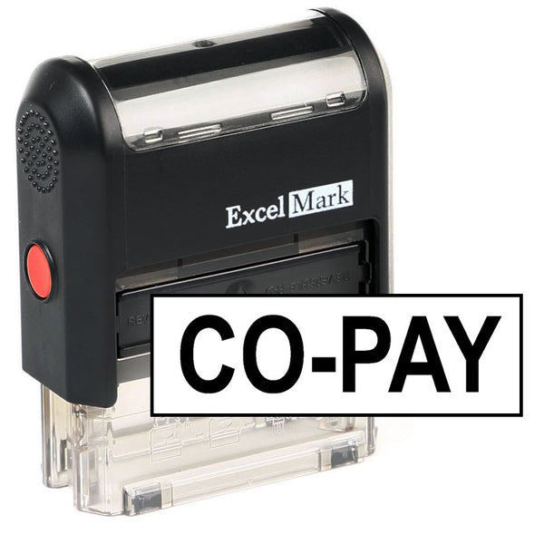 Large Co-Pay Stamp